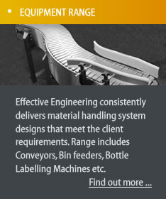 View our range of equipment manufactured